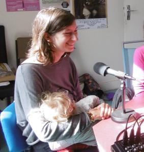 Jeanne Sélène sur Avranches FM