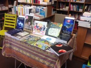 Dédicaces à la librairie Mille et une pages