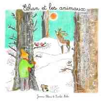 Couverture Éthan et les animaux