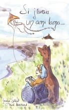 Si j'avais un ami Lama Jeanne Sélène Chloé Harrand Sheonandbooks