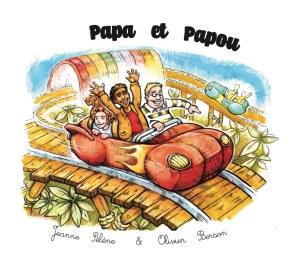 Couverture Papa et PapouRVB moyen